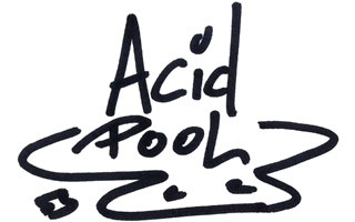 Acid Pool Logo